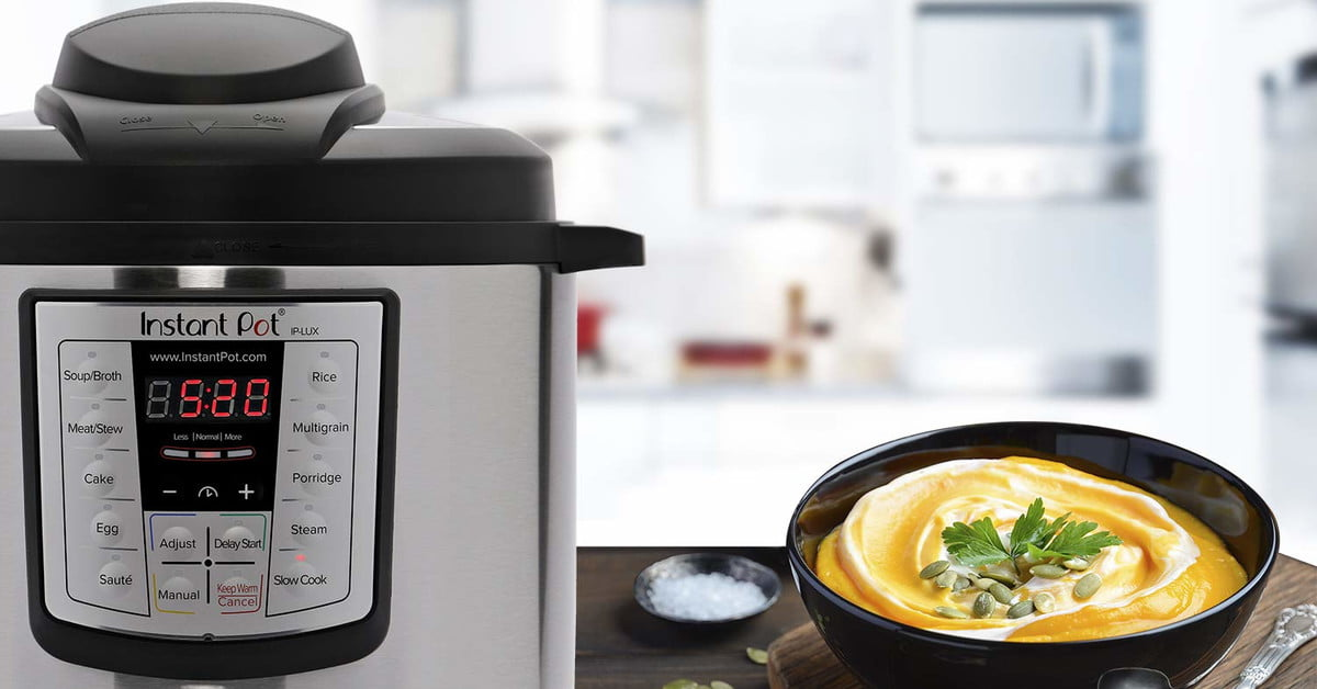 Instant Pot 6-quart multi-function pressure cookers are still on sale on Amazon
