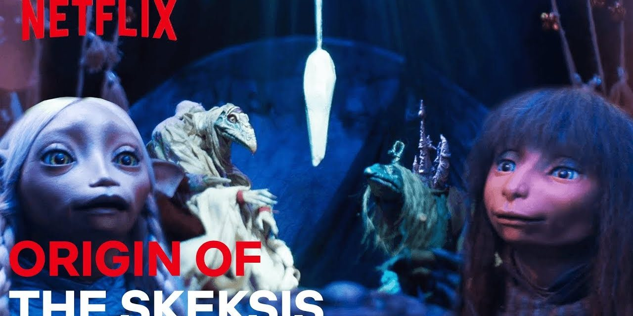 The Puppet Show Within A Puppet Show Scene | The Dark Crystal: Age Of Resistance