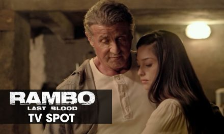"Rambo: Last Blood (2019 Movie) Official TV Spot ""FAMILY"" — Sylvester Stallone"