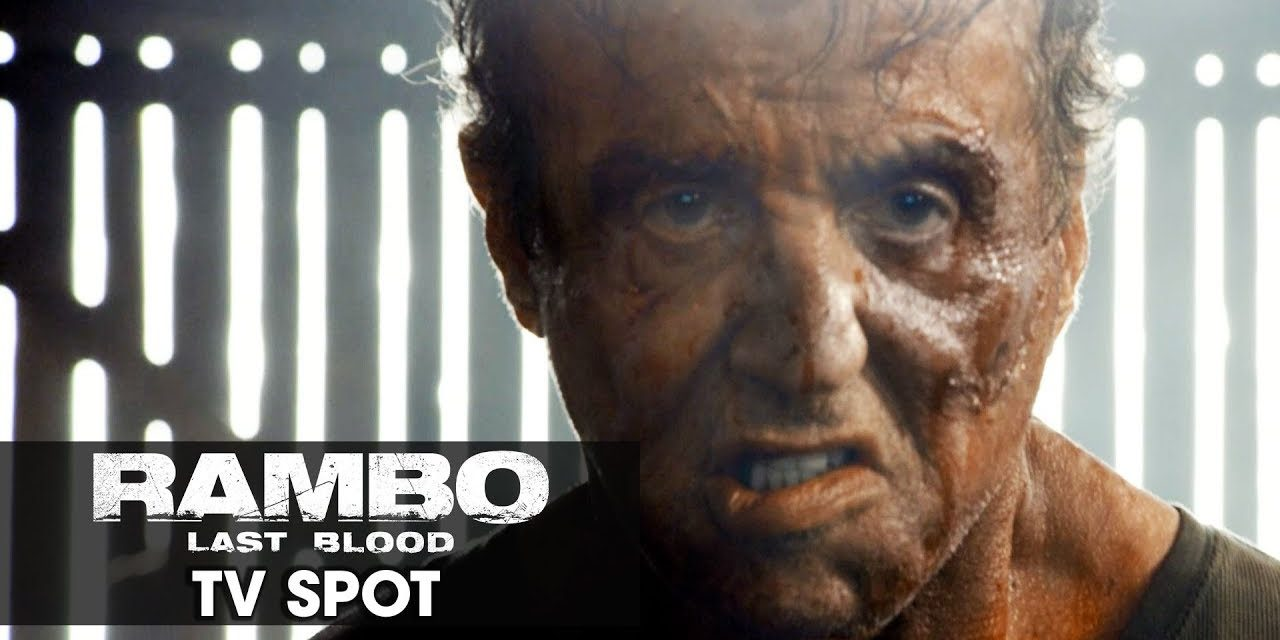 """Rambo: Last Blood (2019 Movie) Official TV Spot """"HURT"""" — Sylvester Stallone"""