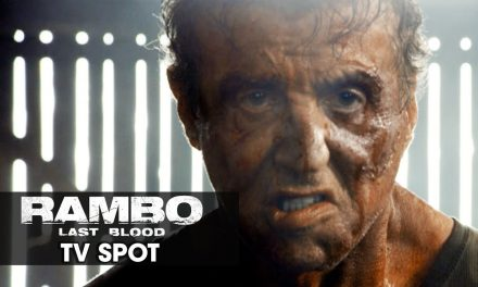 "Rambo: Last Blood (2019 Movie) Official TV Spot ""HURT"" — Sylvester Stallone"