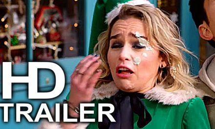 LAST CHRISTMAS Trailer #2 NEW (2019) Emilia Clarke Comedy Movie HD