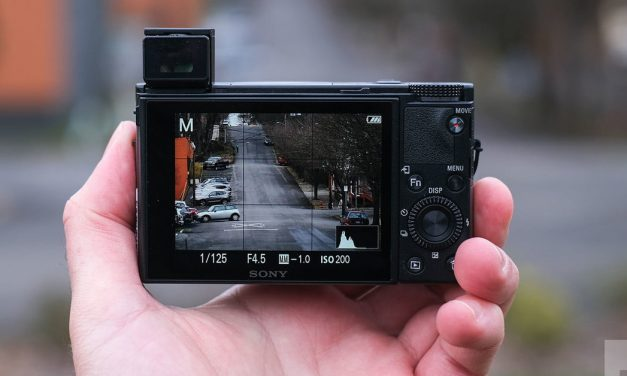 The best point-and-shoot cameras for 2019