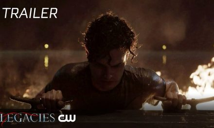 Legacies   Never Give Up   The CW