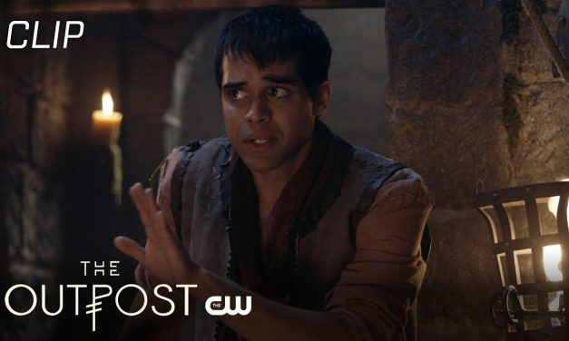 The Outpost | The Only Way Scene | The CW