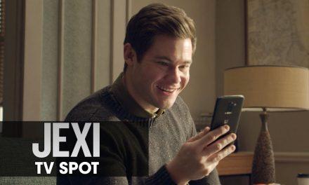 "Jexi (2019 Movie) Official TV Spot ""POPULAR"" — Adam Devine, Rose Byrne"