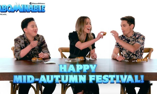 Abominable – Happy Mid-Autumn Festival