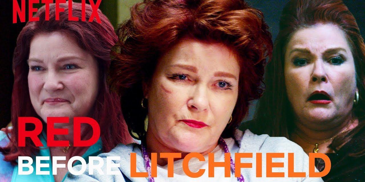 Red Before Litchfield | Orange Is The New Black | Netflix