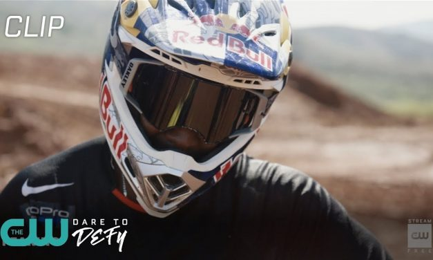 Peaking | James Stewart Returns to Racing | The CW