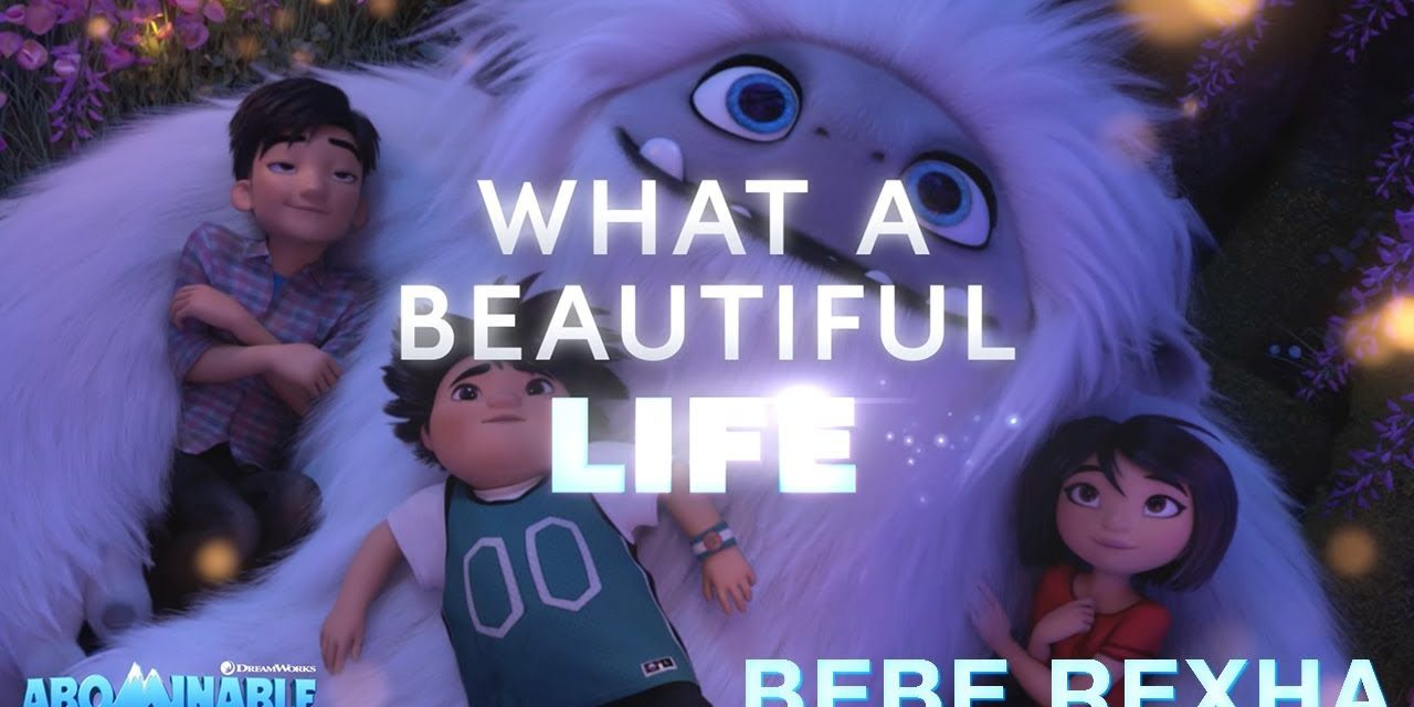 "Bebe Rexha – Beautiful Life – Lyric Video [From the Motion Picture ""Abominable""]"