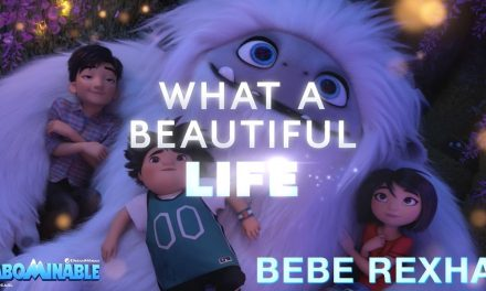 """Bebe Rexha – Beautiful Life – Lyric Video [From the Motion Picture """"Abominable""""]"""