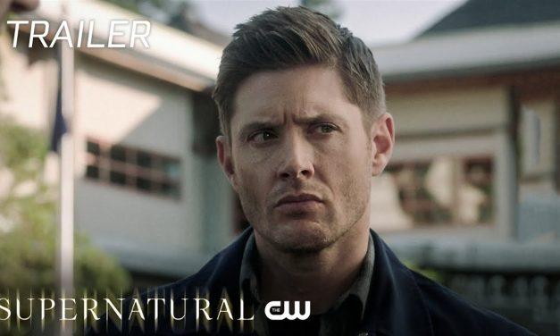 Supernatural | Final Season Trailer | The CW