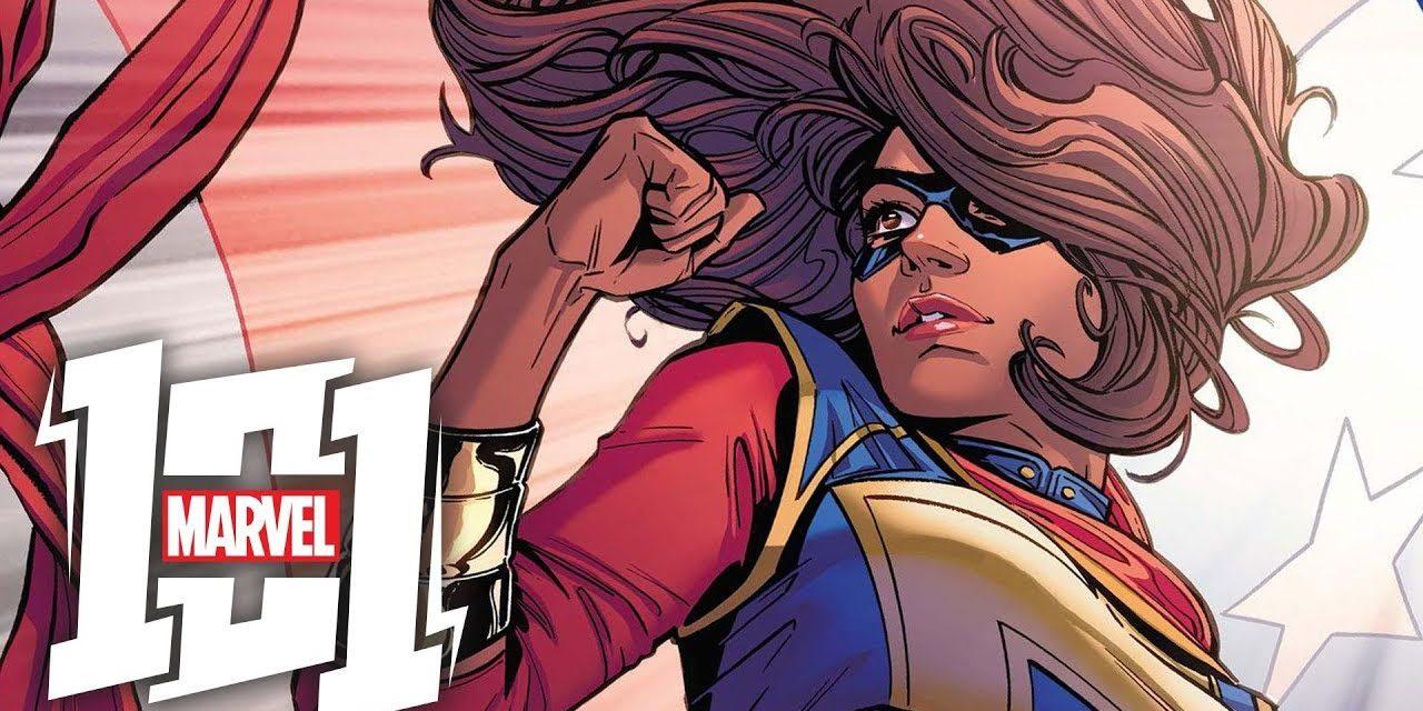 Ms. Marvel (Kamala Khan)   Marvel 101