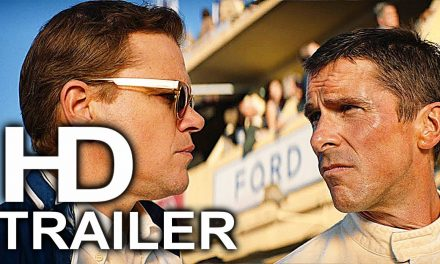 FORD VS FERRARI Trailer #2 NEW (2019) Christian Bale, Matt Damon Action Movie HD