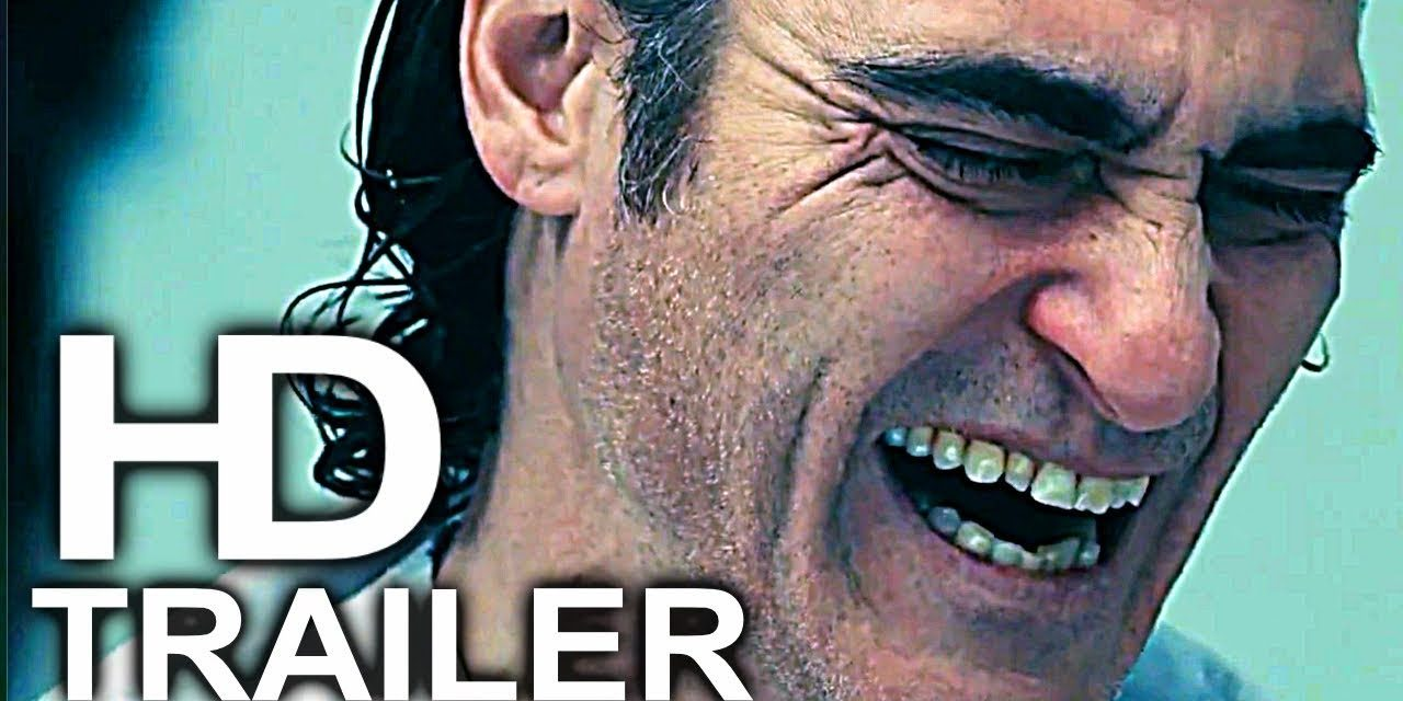 Joker All Joker Laugh Transformation Trailer New 2019