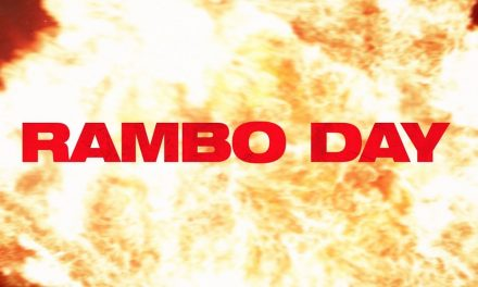 "Rambo: Last Blood (2019 Movie) ""Rambo Day"" – Sylvester Stallone"