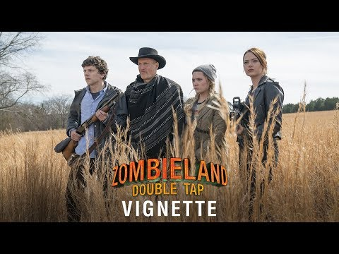 ZOMBIELAND: DOUBLE TAP Vignette – Keeps Getting Better