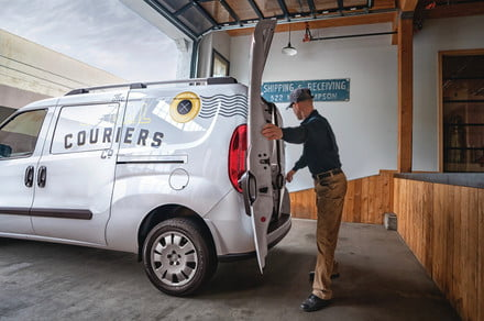 These vans have the capability and tech to take your business to the next level