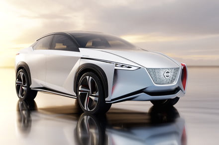 Nissan's Leaf follow-up will become its best-selling electric model