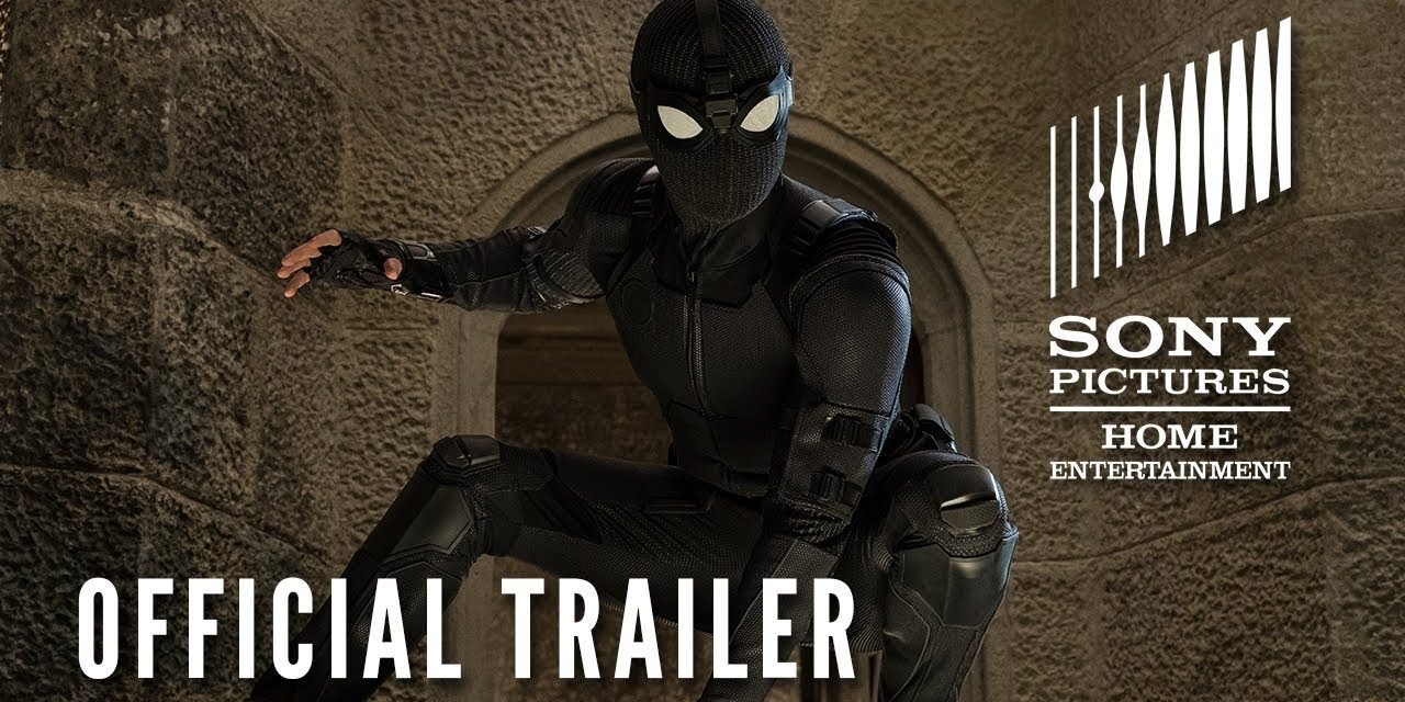 THE NIGHT MONKEY: OFFICIAL TRAILER – SPIDER-MAN: FAR FROM HOME Now on Digital!