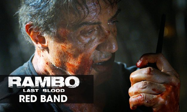"Rambo: Last Blood (2019 Movie) Official Red Band TV Spot ""Tunnels"" – Sylvester Stallone"