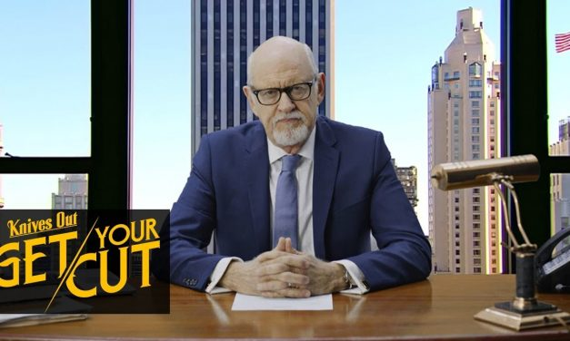 Knives Out: Get Your Cut – Get a Chance to Win Harlan Thrombey's Fortune