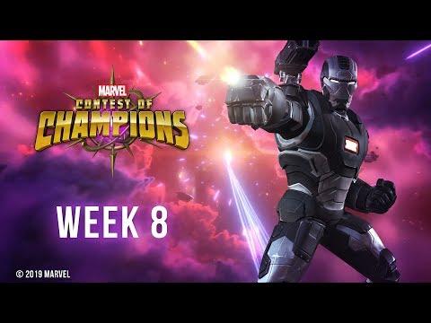 Marvel Contest of Champions: Summoner Showdown   Week 8