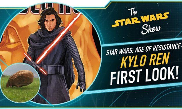 Kylo Ren Follows Darth Vader and Resistance Wins a Saturn Award