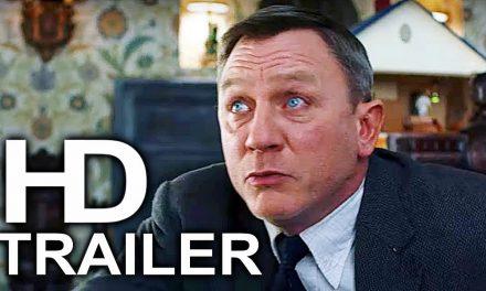 KNIVES OUT Trailer #2 NEW (2019) Daniel Craig, Chris Evans Movie HD