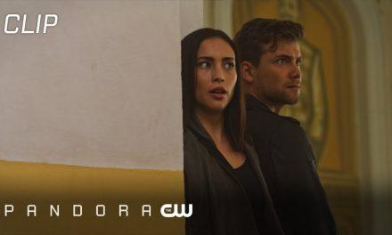 Pandora | Stairway Firefight | The CW