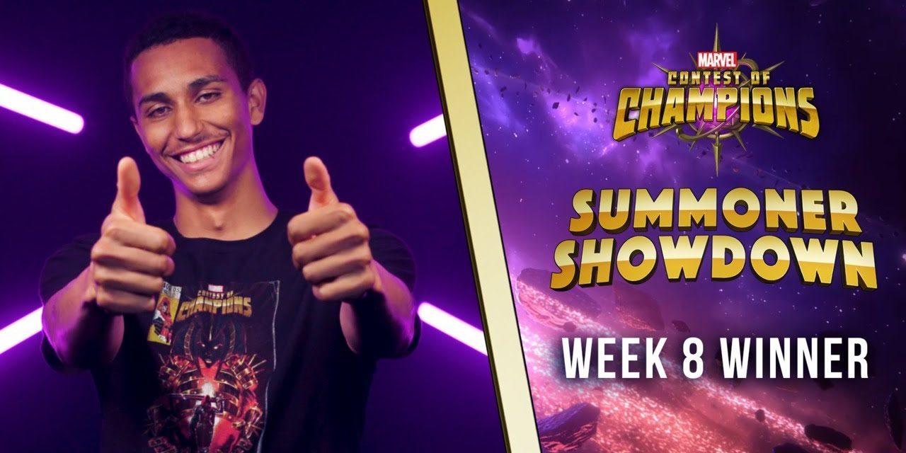 Marvel Contest of Champions: Summoner Showdown | Week 8 Winner