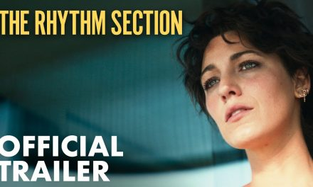 The Rhythm Section | Official Trailer | Paramount Pictures UK
