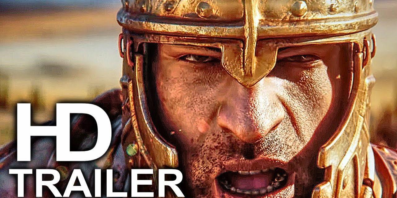 TROY Trailer #1 NEW (2020) A Total War Saga Action HD