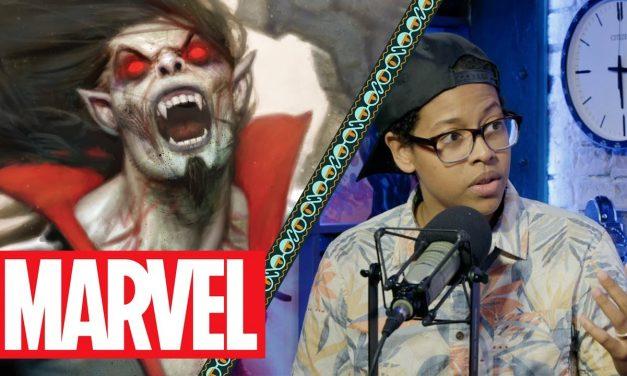 Vita Ayala Teases Upcoming MORBIUS Series | Marvel's Voices