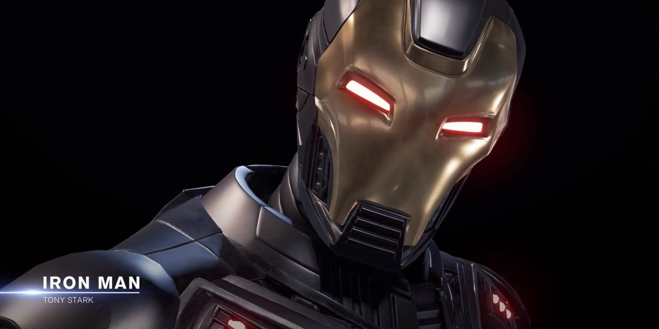 Marvel's Avengers   Iron Man's Original Sin Outfit Reveal