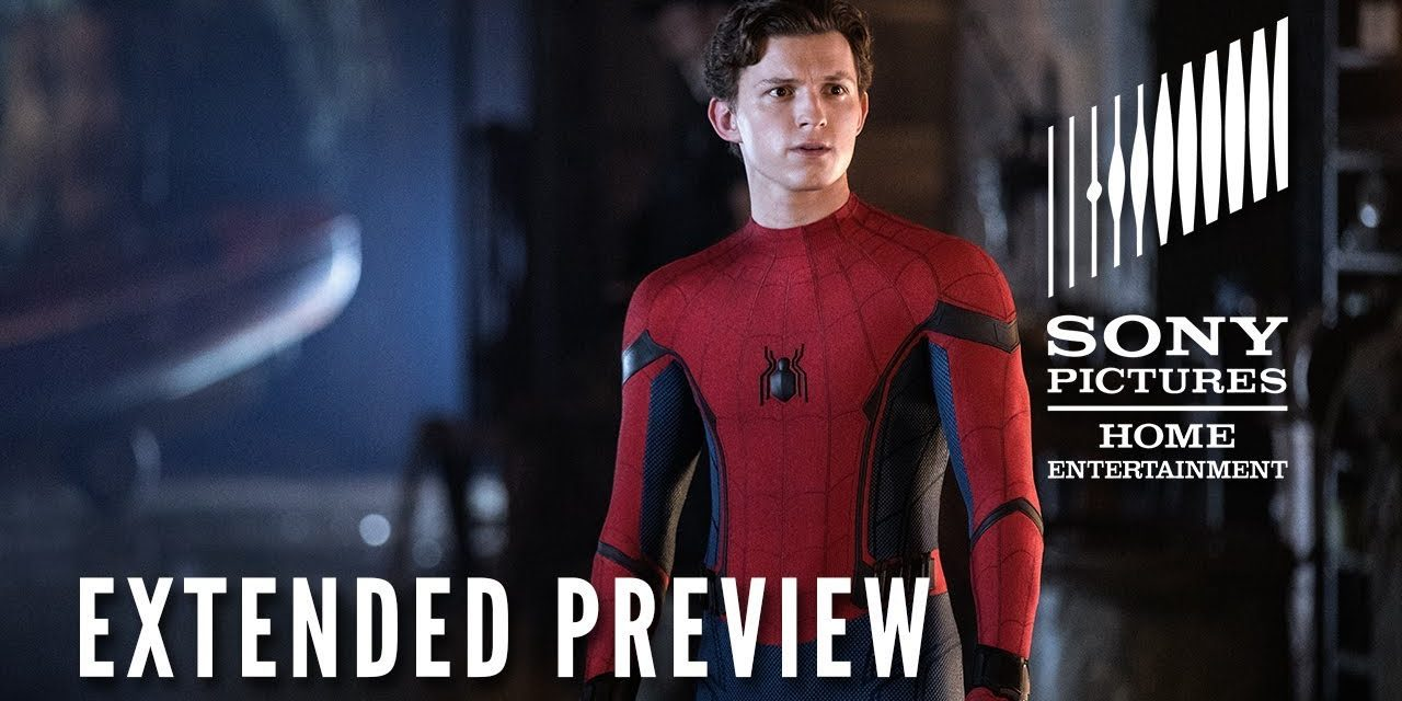 SPIDER-MAN: FAR FROM HOME – Now on Digital! 9 Minute Extended Clip