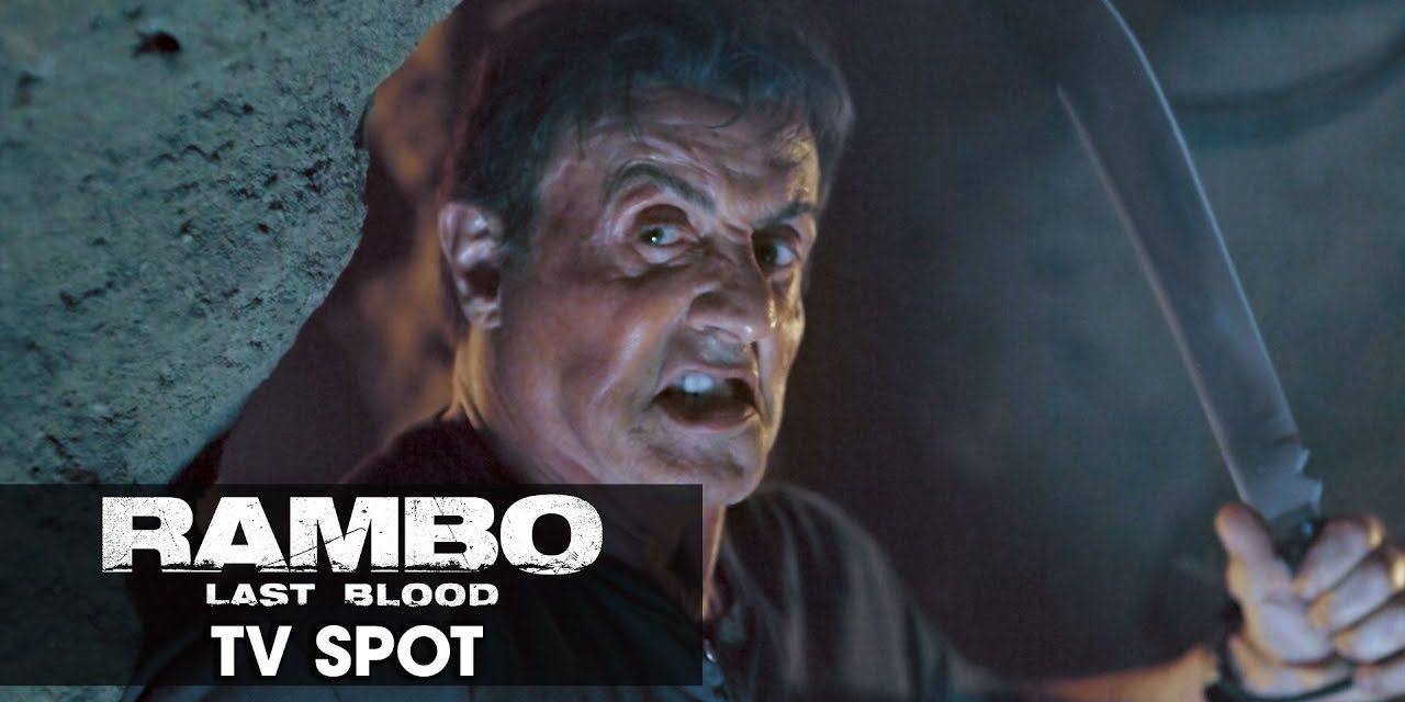 """Rambo: Last Blood (2019 Movie) Official TV Spot """"Deranged"""" – Sylvester Stallone"""