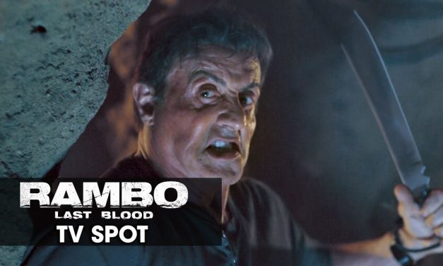 "Rambo: Last Blood (2019 Movie) Official TV Spot ""Deranged"" – Sylvester Stallone"
