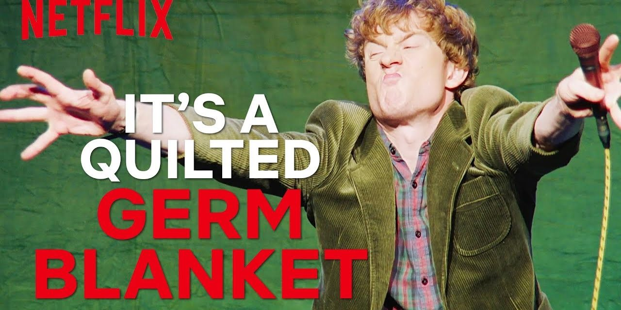 James Acaster Has STRONG Opinions About Oven Gloves | Netflix