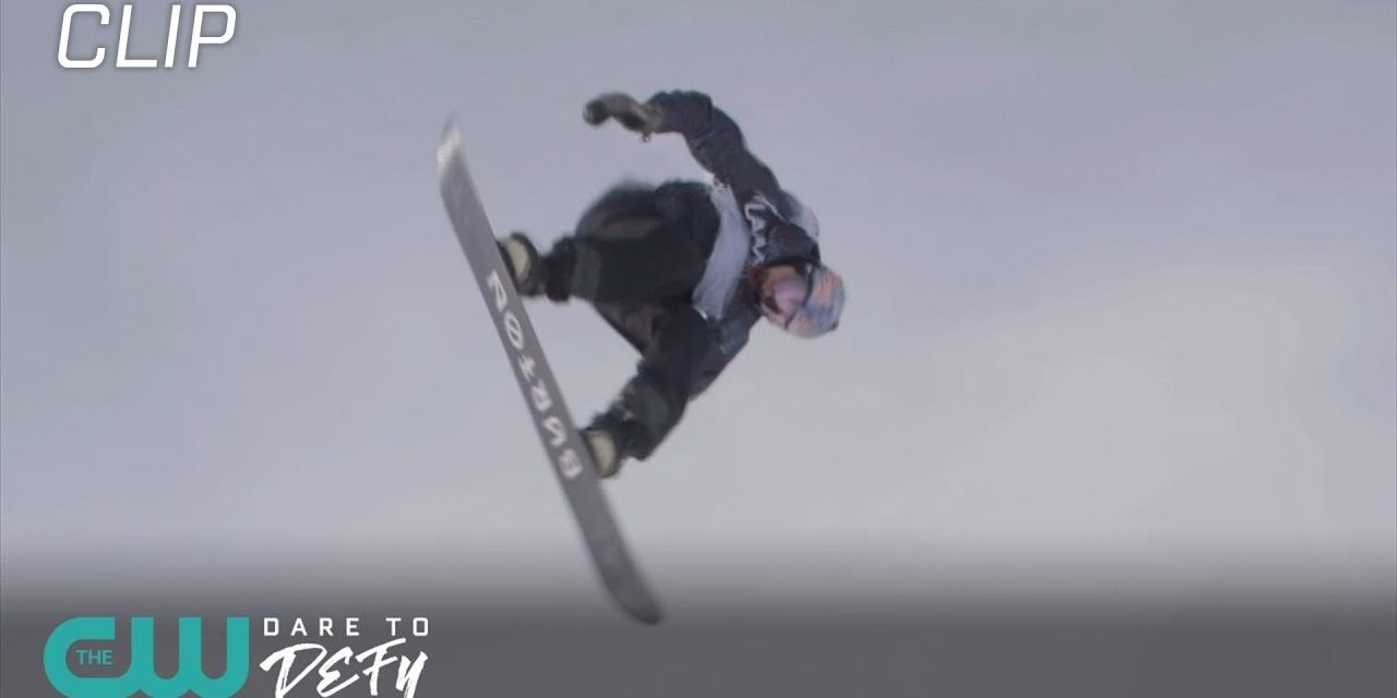 Peaking   Mark McMorris Takes Flight   The CW