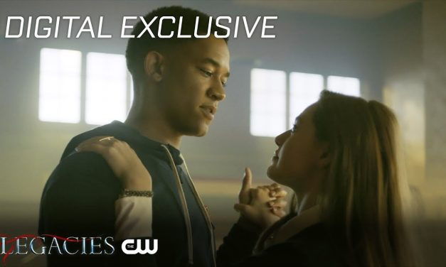 Legacies | Favorite Scenes – Peyton Alex Smith | The CW