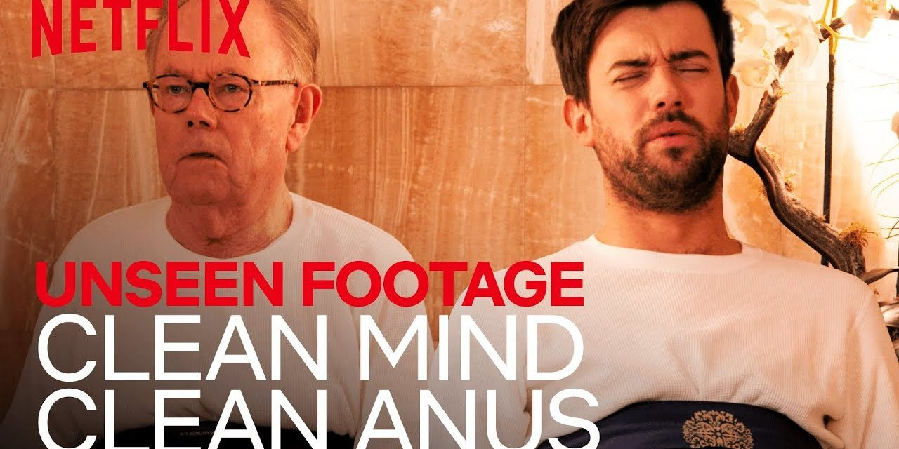 Michael & Jack Whitehall Get Their Anuses Steamed In LA | Jack Whitehall: Travels With My Father
