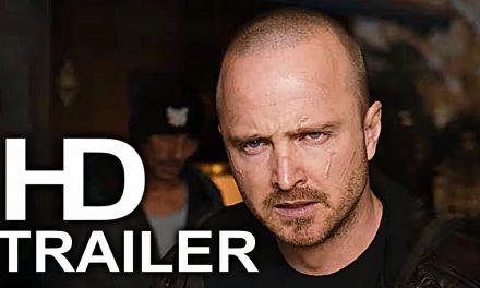EL CAMINO A BREAKING BAD MOVIE Trailer #1 NEW (2019) Netflix Series HD