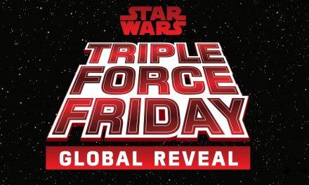 Star Wars Triple #ForceFriday Global Reveal Livestream Teaser