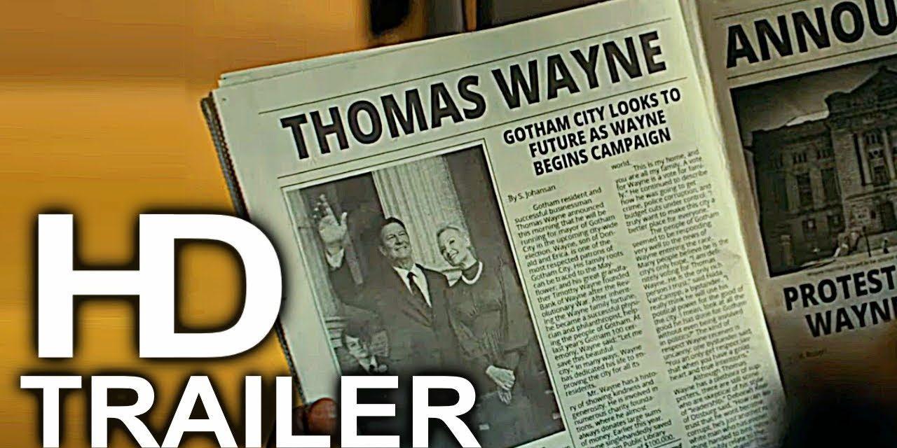JOKER Batman Father Trailer NEW (2019) Joaquin Phoenix DC Superhero Movie HD