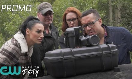 Mysteries Decoded | Bigfoot Promo | The CW