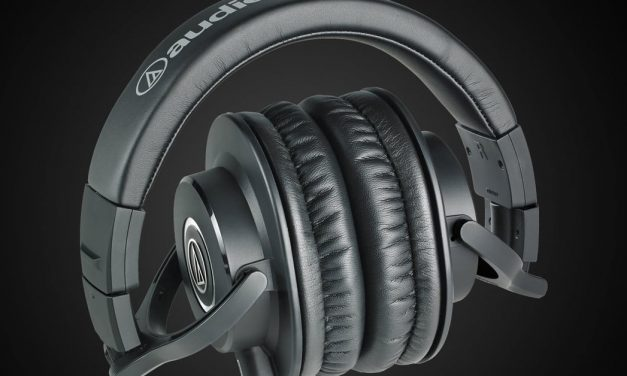 The bassy, high value Audio-Technica ATH-M40X are now even cheaper