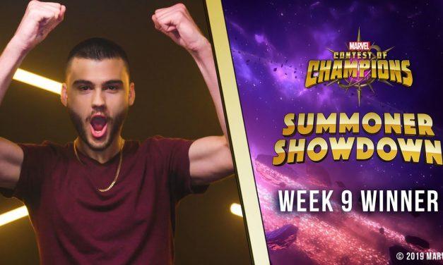 Marvel Contest of Champions: Summoner Showdown | Week 9 Winner