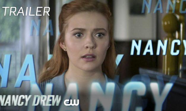 Nancy Drew | Nancy Trailer | The CW