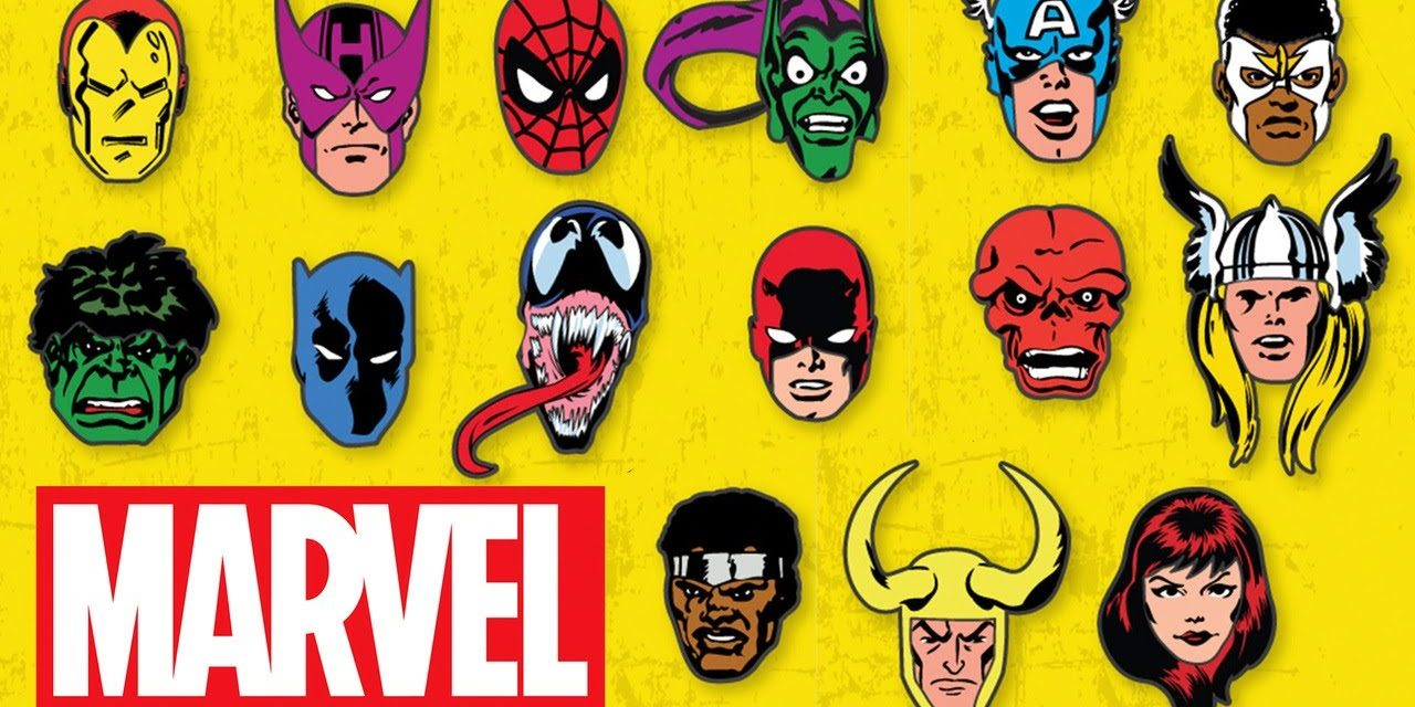 Marvel's Exclusive Merch at NYCC 2019!